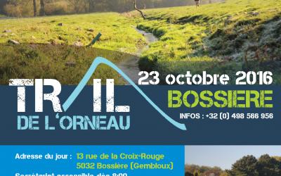 Trail de l'Orneau