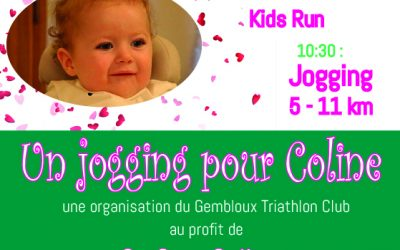 Un jogging pour Coline