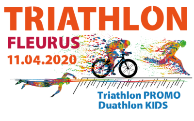 1er Triathlon de Fleurus le 11 avril 2020